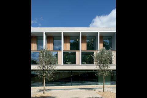 Stanton Williams' Sainsbury Laboratory in Cambridge